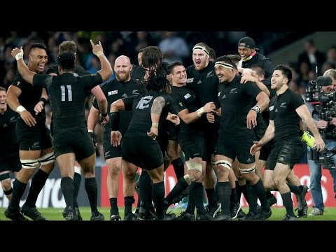 New Zealand V Australia - Match Highlights And Tries - RWC Final 2015