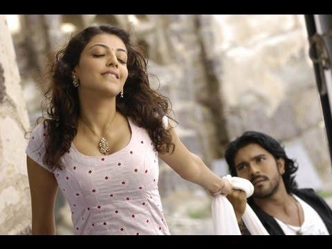 Magadheera Movie Song With Lyrics - Panchadara Bomma (Aditya Music) - Ram charan,Kajal Agarwal