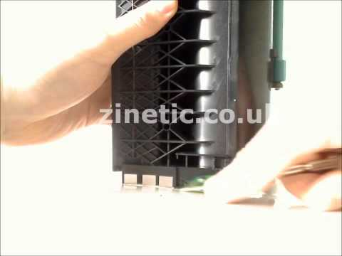DELL 1700 / 1710 TONER REFILL VIDEO INSTRUCTIONS