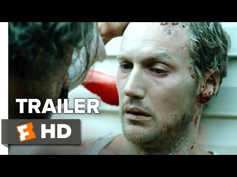 The Hollow Point Official Trailer 1 (2016) - Patrick Wilson Movie