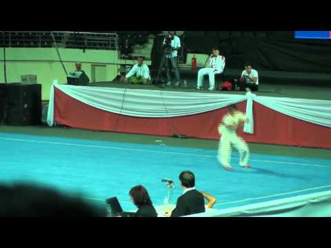 Wushu World Championships 2011 - Changquan Male