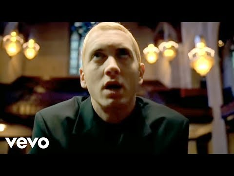 Eminem - Cleanin' Out My Closet video