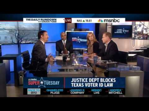 Will Texas's controversial voter ID law hurt Republicans