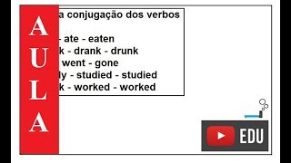 Aula 09 - (pt 1) - Present perfect, present perfect continuous.