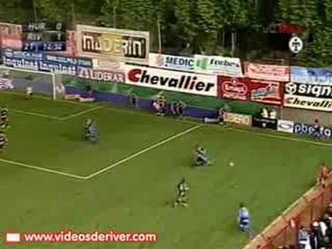 Torneo AFA Apertura 2007, Fecha 16º. Goles de Sixto Peralta (20' PT) -RP-, C. Sánchez Prette (14' ST) -Hu-, C. Sánchez Prette (21' ST) -Hu-