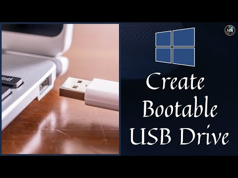 How to Create Bootable USB Drive for Windows 10 streaming vf