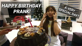 HAPPY BIRTHDAY PRANK HAHAHA (JaiGa)