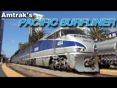 Amtrak's Pacific Surfliner: Los Angeles to San Diego