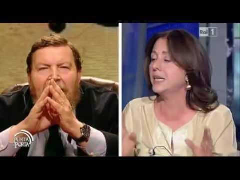 Porta a Porta: S. Ciuffini difende Grillo contro tutti