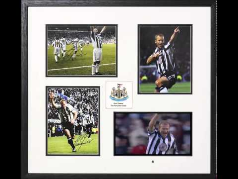 Alan Shearer The Forty Best Goals