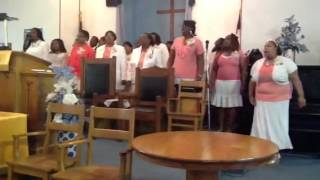 Glad To Be In The Service- Mt. Pleasant Community Choir