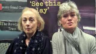 Paula Wilcox and Janet Dibley talk about Kindertransport