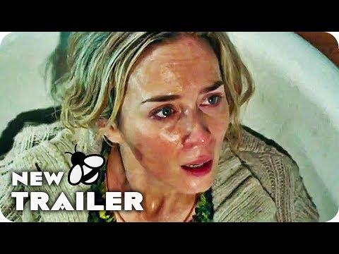 A Quiet Place Trailer (2018) Emily Blunt, John Krasinski Horror Movie