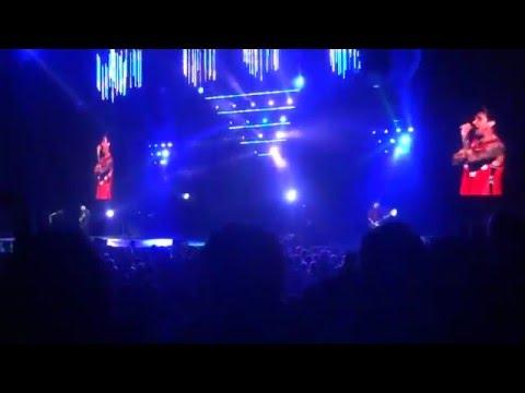 Invincible - Hedley Hello World Tour (Toronto)