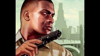 GTA V: Killing Spree Franklin Clinton HD