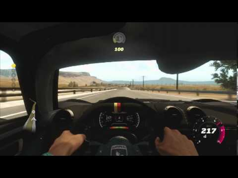 Forza Horizon - Gumpert Apollo Enraged Gameplay - YouTube