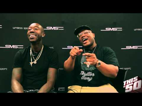Freddie Gibbs Says Some Of His Favorite Tracks are w/ Young Jeezy; ESGN; Smoking w/ Diddy; Tupac - TI50