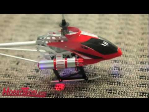 Arrow Missile Hawk Remote Control Helicopter