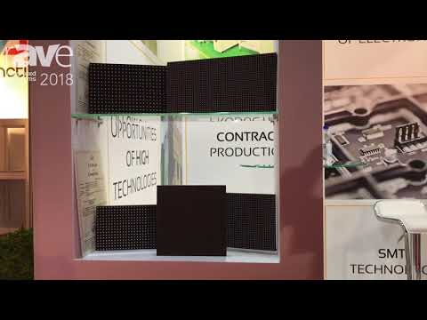 ISE 2018: FlyLights Features LED Modules With SMT-Support