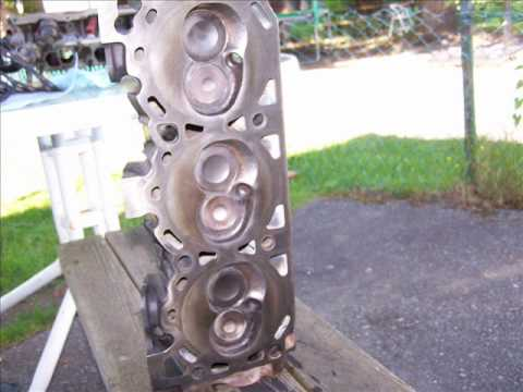 ford 4.0 head gaskets .wmv