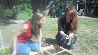Square Foot Gardening: Nikki & The Novice