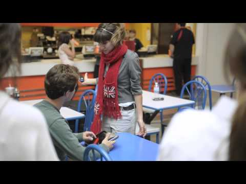 Christmas Food Court Flash Mob RARE Lost Footage - never before seen! - (funny c