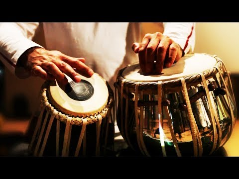 Tabla Tarang - Drums Of India -  Gat-madhya video