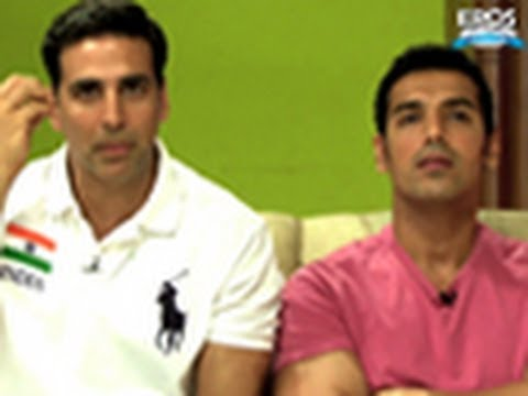 Desi Boyz in the making - segment 1