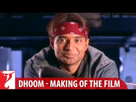 Making Of The Film - Part 1 - Dhoom video