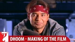 Making Of The Film - Dhoom | Part 2 | John Abraham | Abhishek Bachchan | Uday Chopra | Esha | Rimi