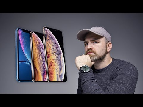 iPhone XS. XS Max. XR - Did Apple Do Enough?