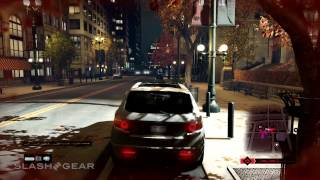 Watch Dogs Helicopter gameplay