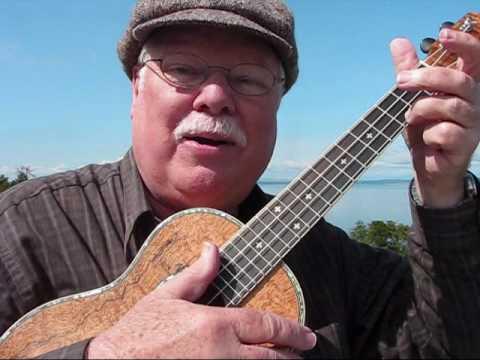TITANIC - Camp Song for Ukulele - UKULELE LESSON