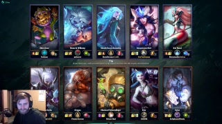 Watch me play League of Legends top rank - Streaming game - Rosario Madaudo #1