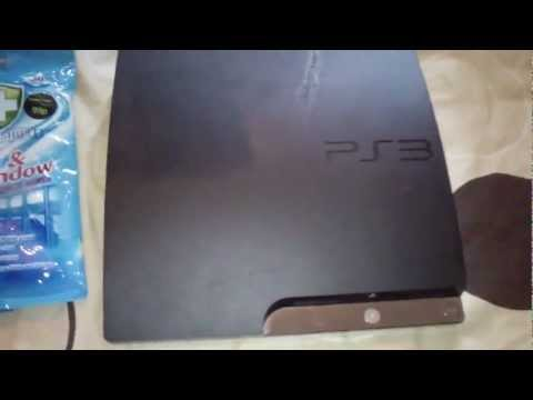 WATCH THIS BEFORE YOU ATTEMPT TO CLEAN PlayStation 3 SLIM Blu-ray LENS FAN  fix PS3 DISK READ ERROR