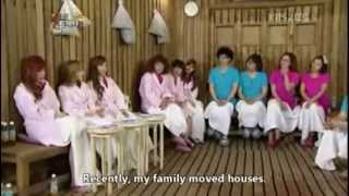 "SNSD on ""Happy Together"" last part(Eng sub)"