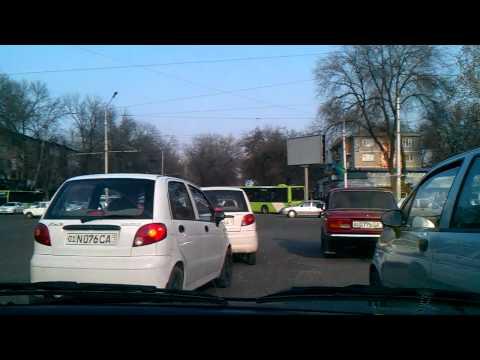 Ташкент-Чиланзар . декабрь 2011