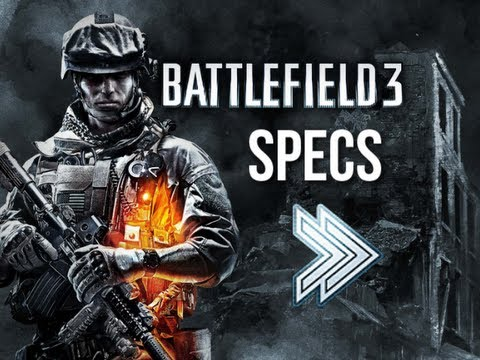 Battlefield 3 In Depth - Specializations