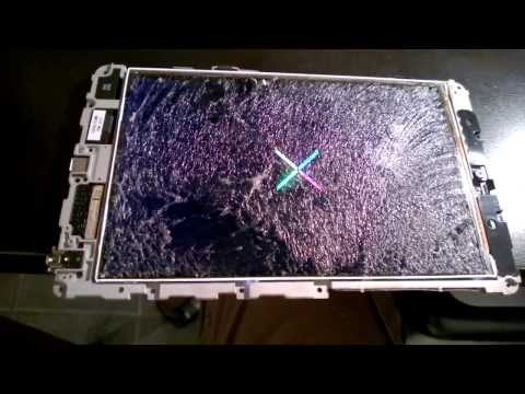 Nexus 7 - Glass / Digitizer Removal / Replacement - Part 1