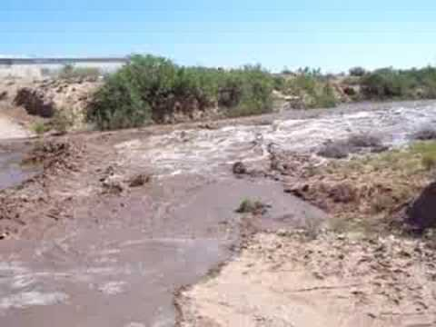Flash Flooding 9 S Artesia, NM #2