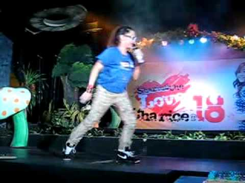 Charice sings OMG / Baby at Enchanted Kingdom Birthday Celebration