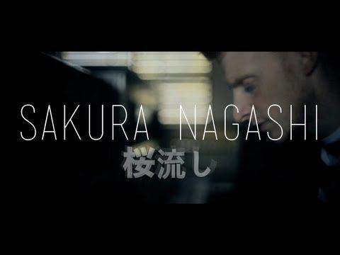 "Paul Carter (Benbrick) Plays ""Sakura Nagashi"" (桜流し)   Utada Hikaru (宇多田ヒカル)   Piano Version"