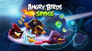 Мультик ИГРА для детей про энгри бердз уровни 12 3 Angry birds Злые птички энгри бердз против свинок