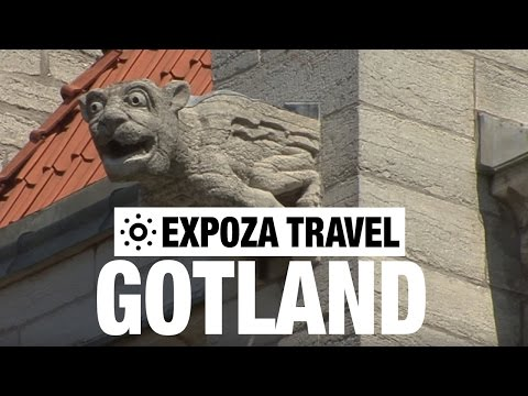 Gotland (Sweden) Vacation Travel Video Guide