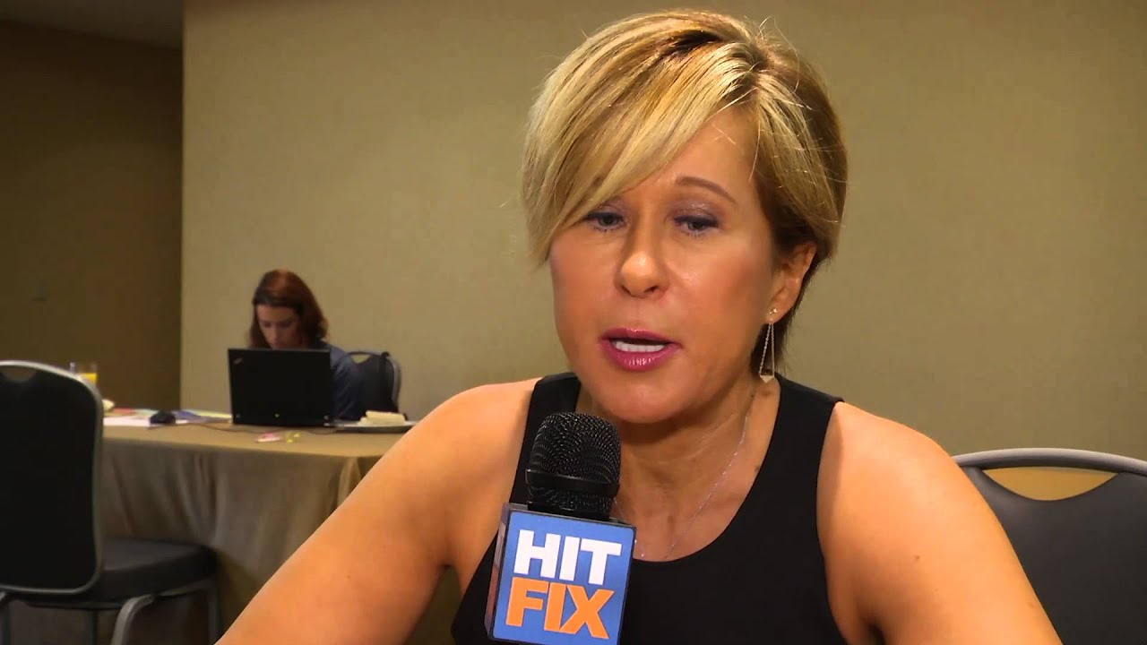 Yeardley Smith Billie Jean Yeardley Smith of  The