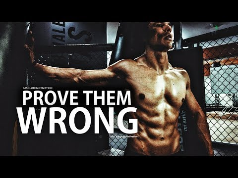 PROVE THEM WRONG - Motivational Video thumbnail