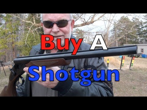 Joe Biden Says Buy A Shotgun!