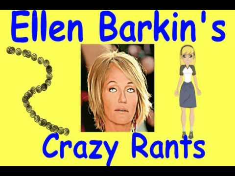 Ellen Barkin Twitter Profanity Rant
