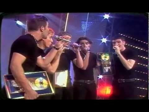 'N Sync - Tearing up my Heart 1997