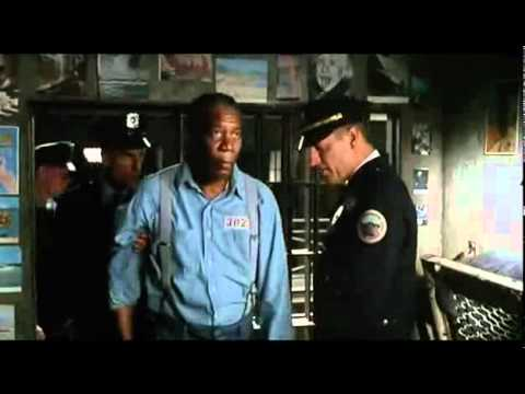 The Shawshank Redemption - Escape  Andy Dufrense streaming vf